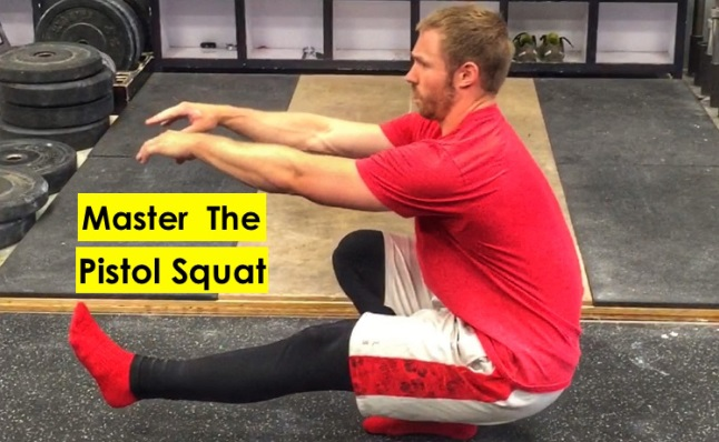 6 Steps To Perfecting Your Pistol Squat – Squat University