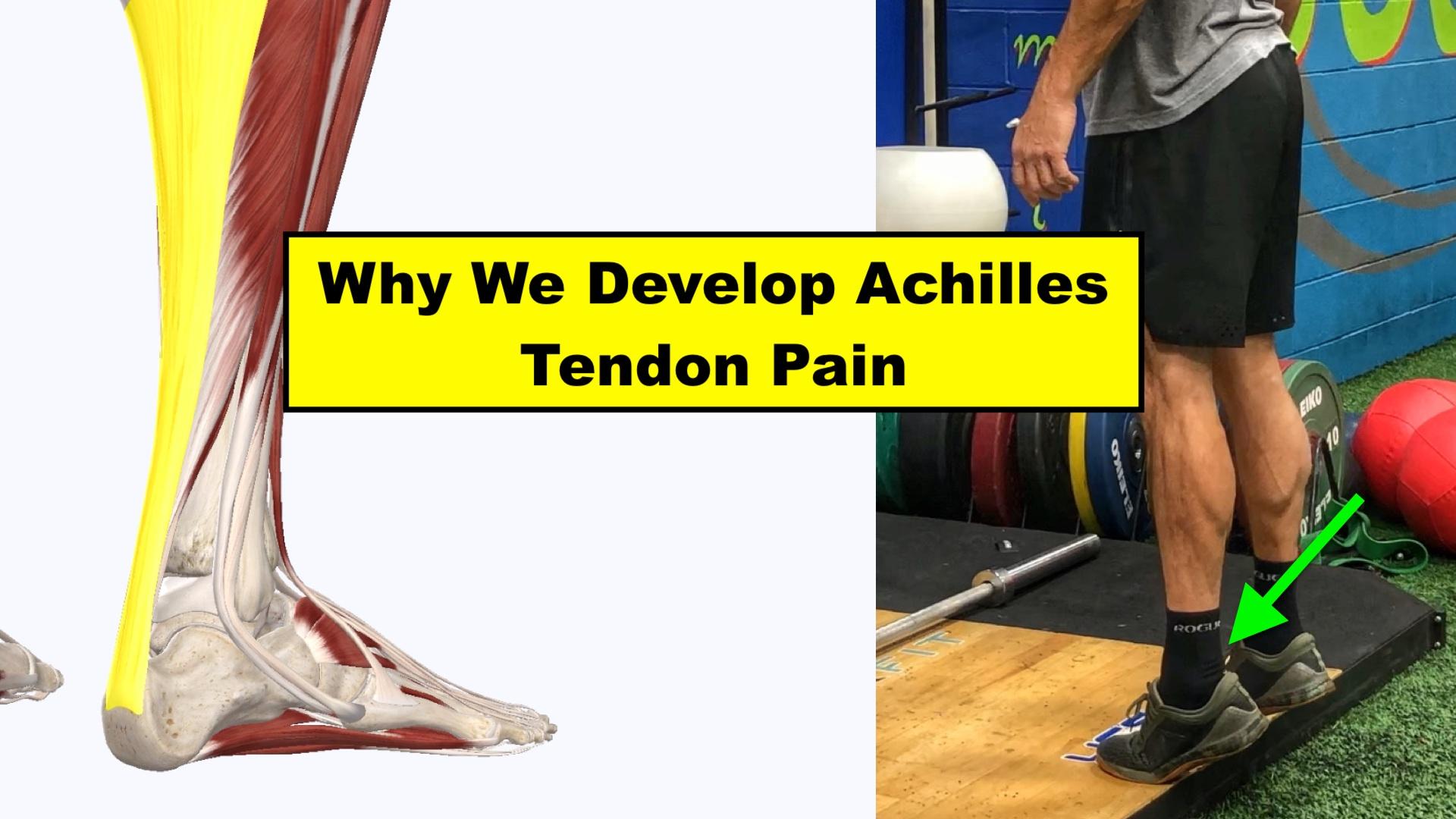 Injury to achilles tendon in running betting giro stage 10 betting advice